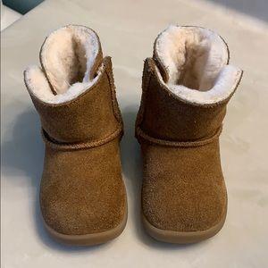 Baby Keelan UGG boots, like new